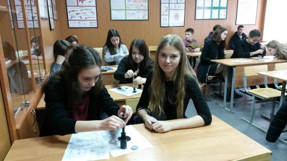 Школьники побывали в лабораториях, кафедрах и музеях университетов